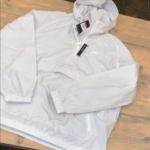 Men's Nike Hooded Woven Jacket NWT